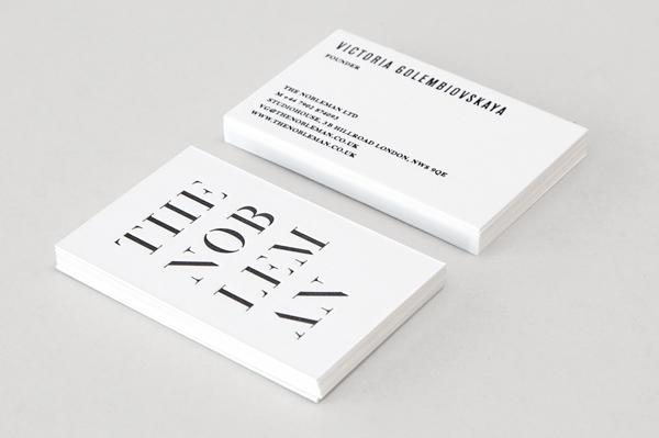 The Nobleman Art Advisory / Corporate Design (3)