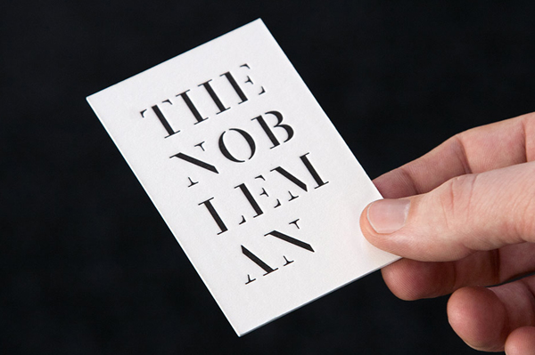 The Nobleman Art Advisory / Corporate Design (4)