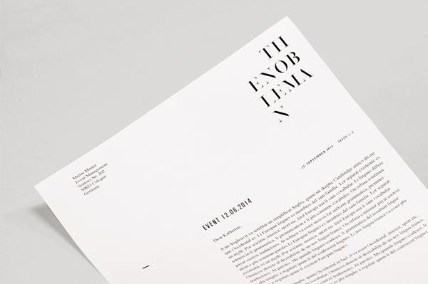 The Nobleman Art Advisory / Corporate Design (6)