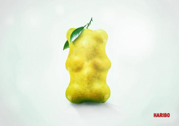 Haribo Fruity Bears Campaign (1)