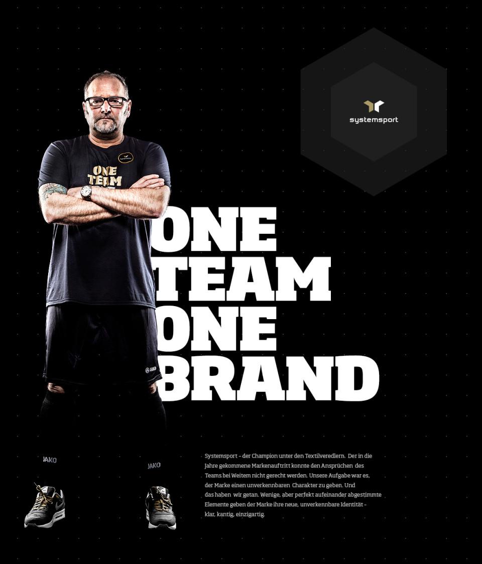 Systemsport. One Team. One Love. (1)