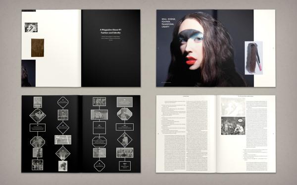 A Magazine About: Fashion and Identity (3)
