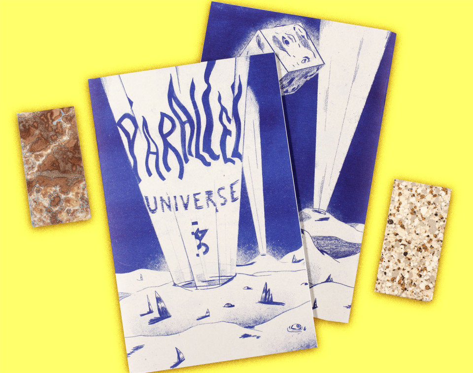 Parallel Universe Zine #3 (1)