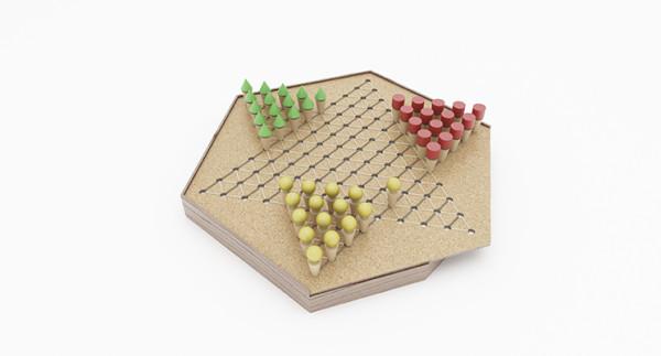 Barrierefreie Gestaltung eines Gesellschaftsspiels – Halma (1)