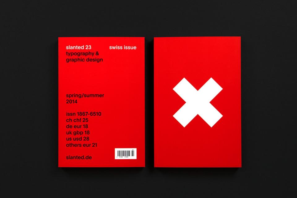 Slanted Magazin #23 – Swiss Issue (1)