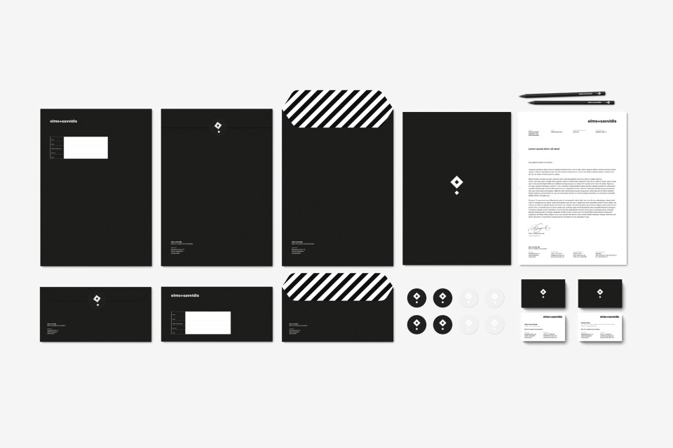 Elmo+Savvidis. Corporate Identity & Design (1)