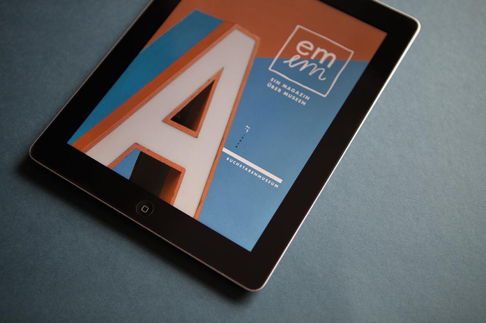 Emem Magazin – Ein Magazin über Museen (1)