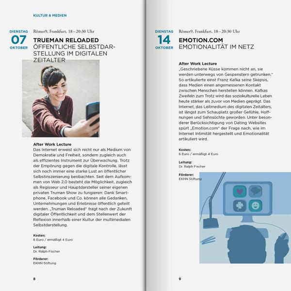 Corporate design evangelische akademie frankfurt im for Corporate design uni frankfurt