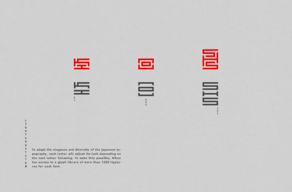 Nihon Typeface (5)
