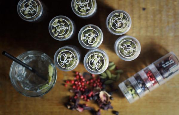 Gin Flight – Gewürze für Gin Tonic (3)