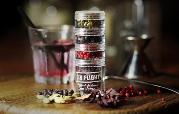 Gin Flight – Gewürze für Gin Tonic (2)