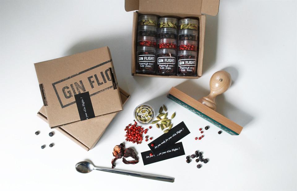 Gin Flight – Gewürze für Gin Tonic (1)