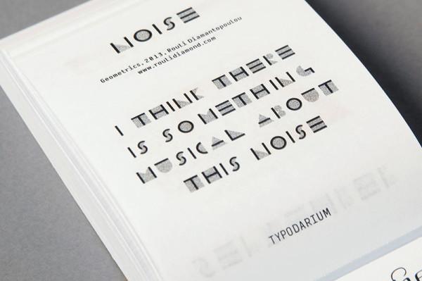 Typodarium 2015 –  The Daily Dose of Typography (8)