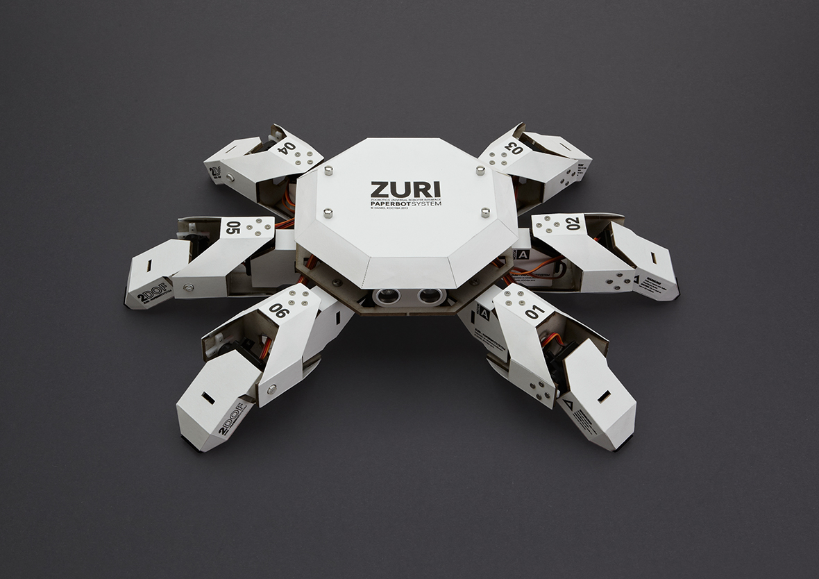 Zuri-Paperbot-System