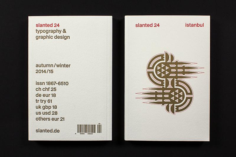 Slanted Magazin #24 – Istanbul (1)