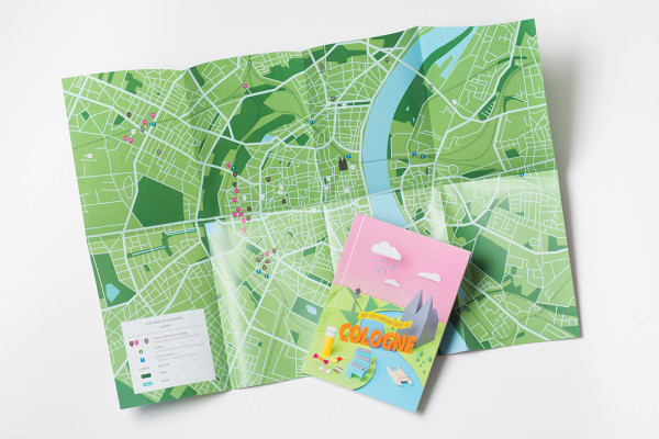 Not just another guide to Cologne (1)