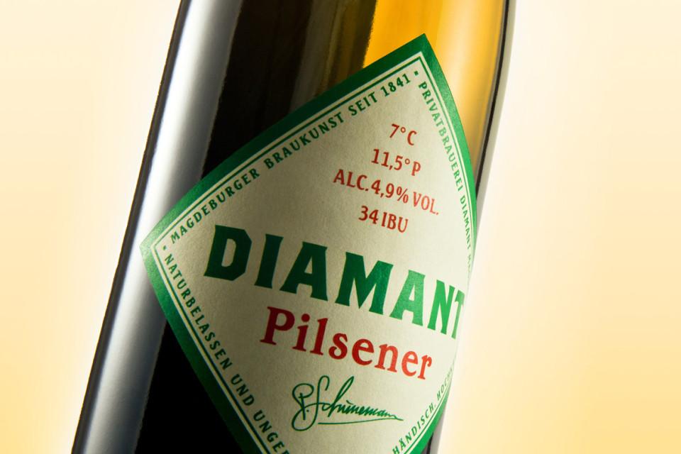 Handschliff – Relaunch des Magdeburger Diamant Bieres (1)