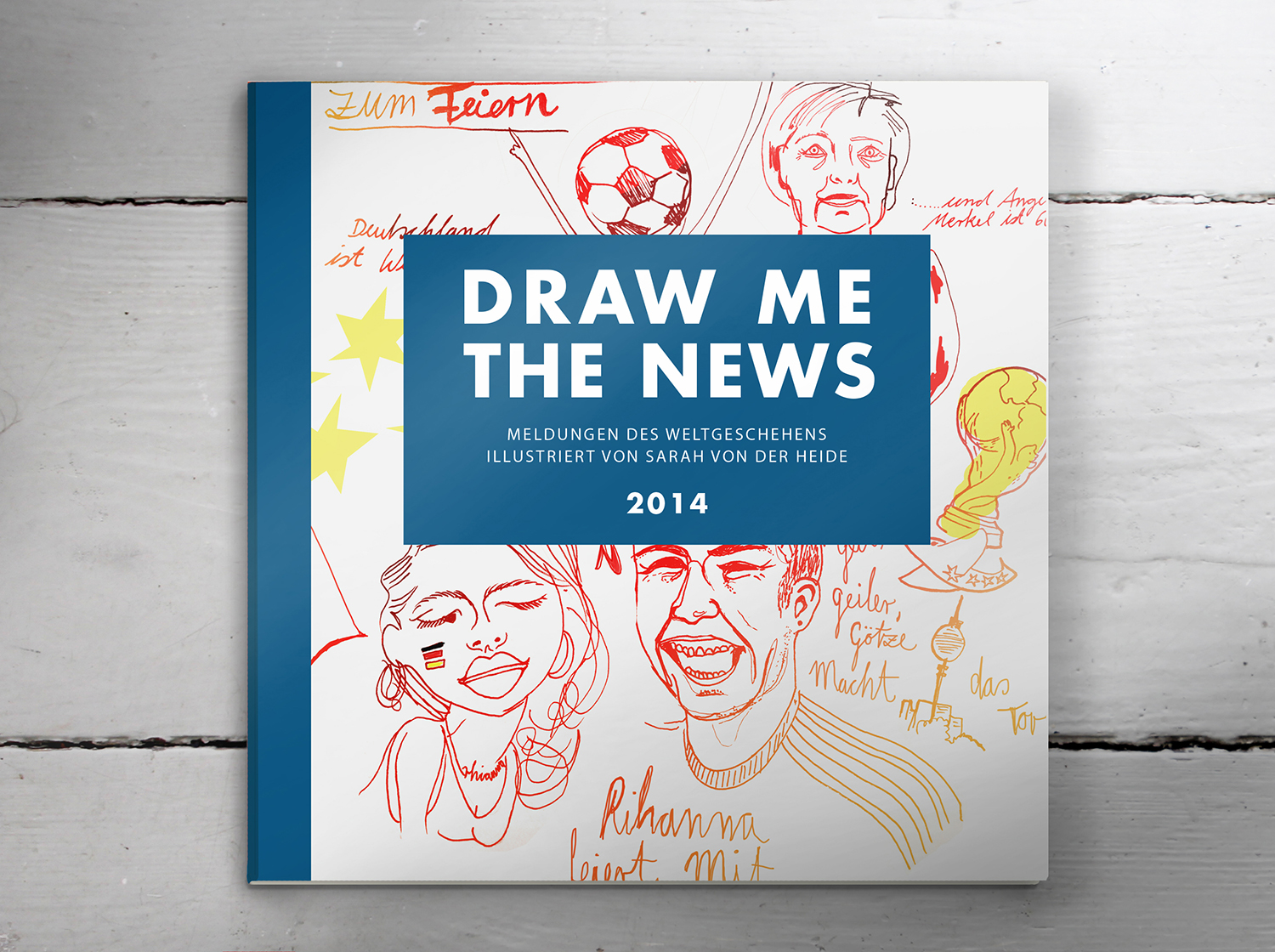 Draw me the News