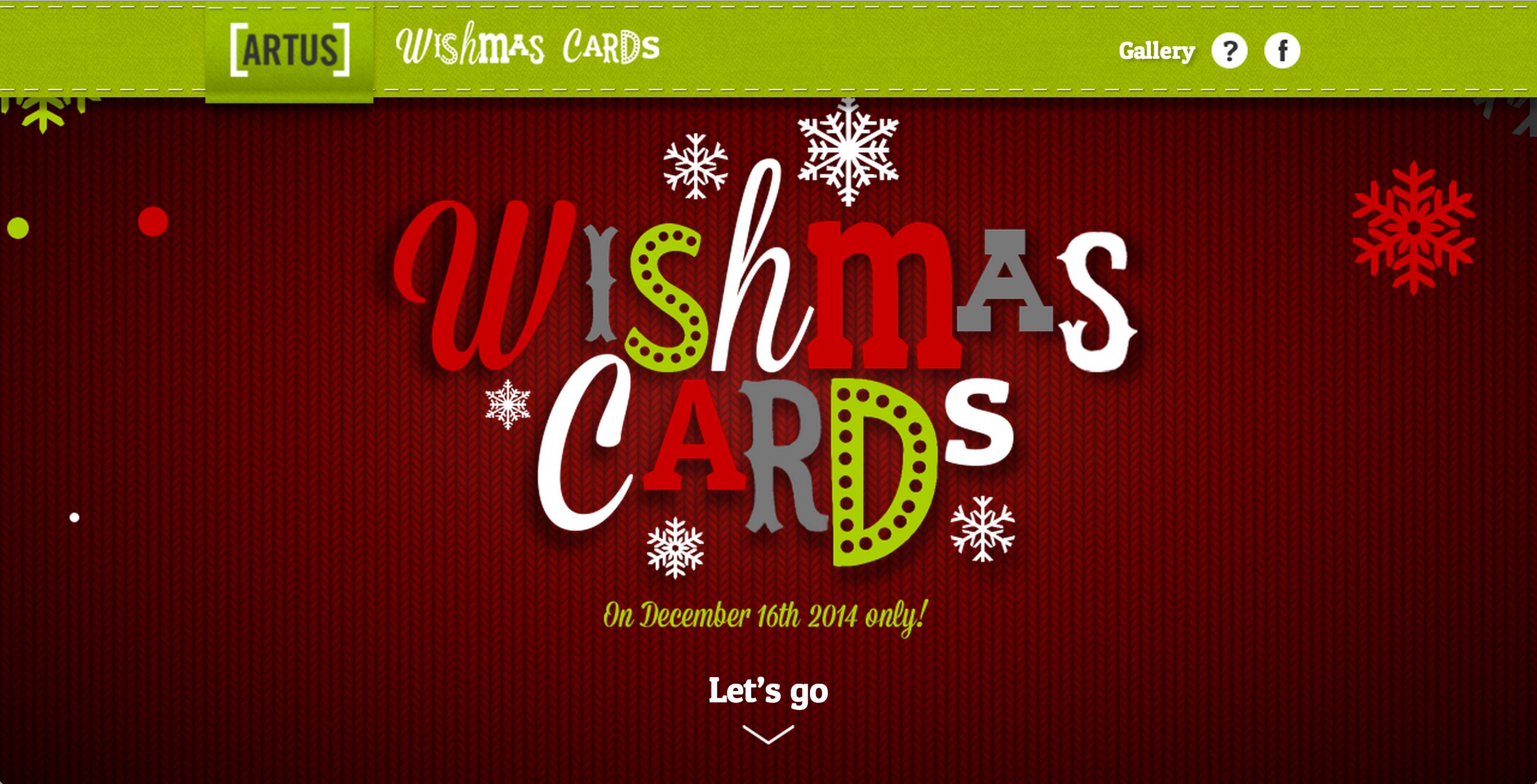Weihnachtsgr e 2014 update - Interaktive weihnachtskarte ...