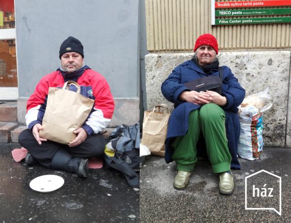 Ház – Obdachlosen Hilfsprojekt, Budapest (8)