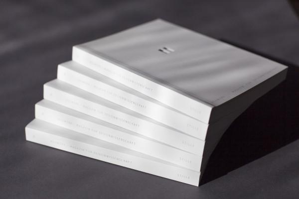 Neuwerk – Magazin für Designwissenschaft Nr. 4 Themenschwerpunkt: Stille (1)
