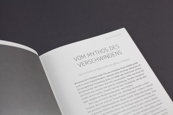 Neuwerk – Magazin für Designwissenschaft Nr. 4 Themenschwerpunkt: Stille (2)