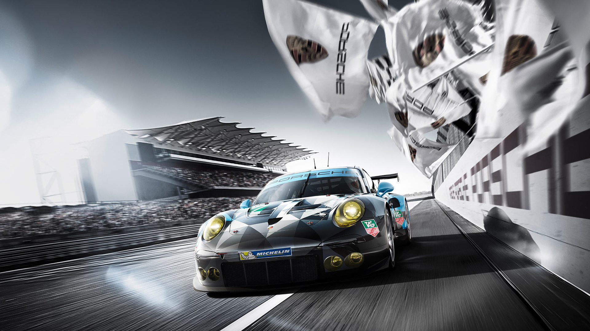 Dempsey Proton Racing: Powered by Porsche