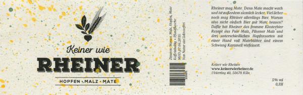 Keiner wie Rheiner (1)