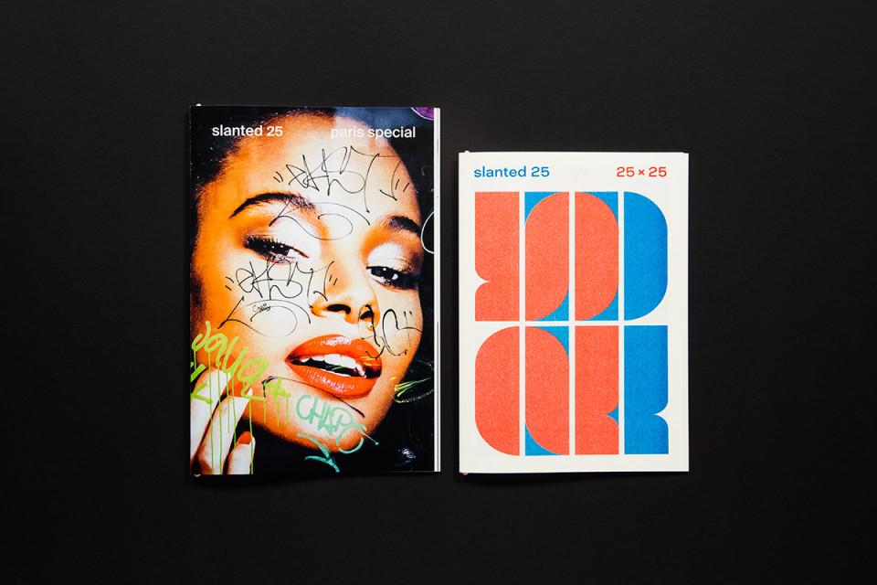Slanted Special Edition Riso Booklet 25 × 25 & Photo Essay Paris (1)