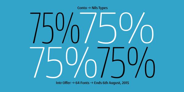 Conto Super Family – 64 Fonts (9)
