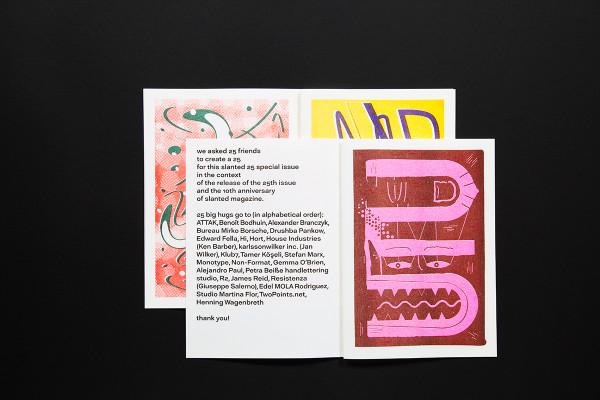 Slanted Special Edition Riso Booklet 25 × 25 & Photo Essay Paris (2)