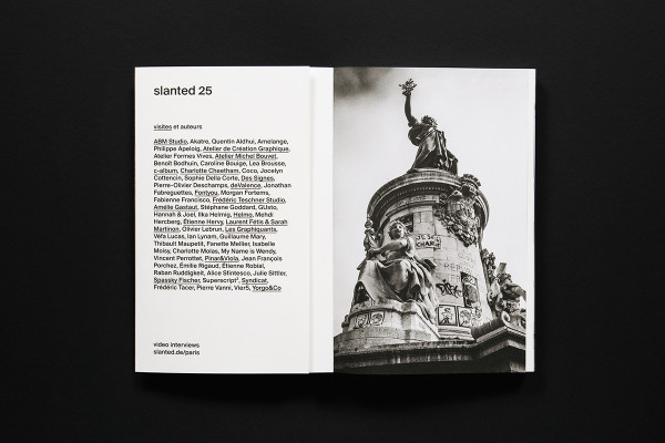 Slanted Magazin #25 – Paris (2)