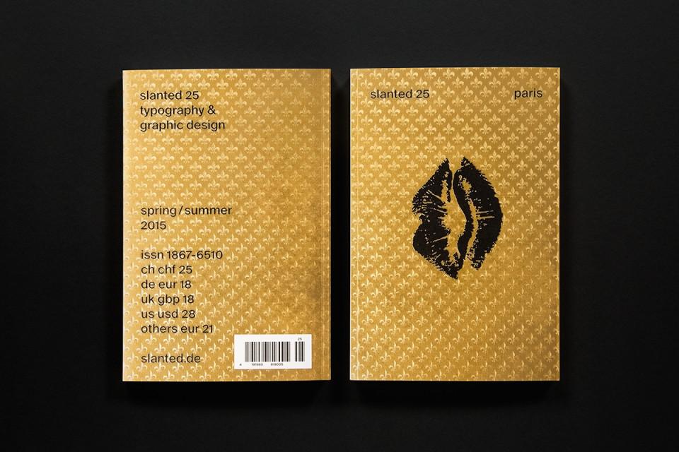 Slanted Magazin #25 – Paris (1)