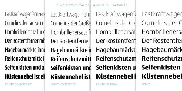 Conto Super Family – 64 Fonts (7)