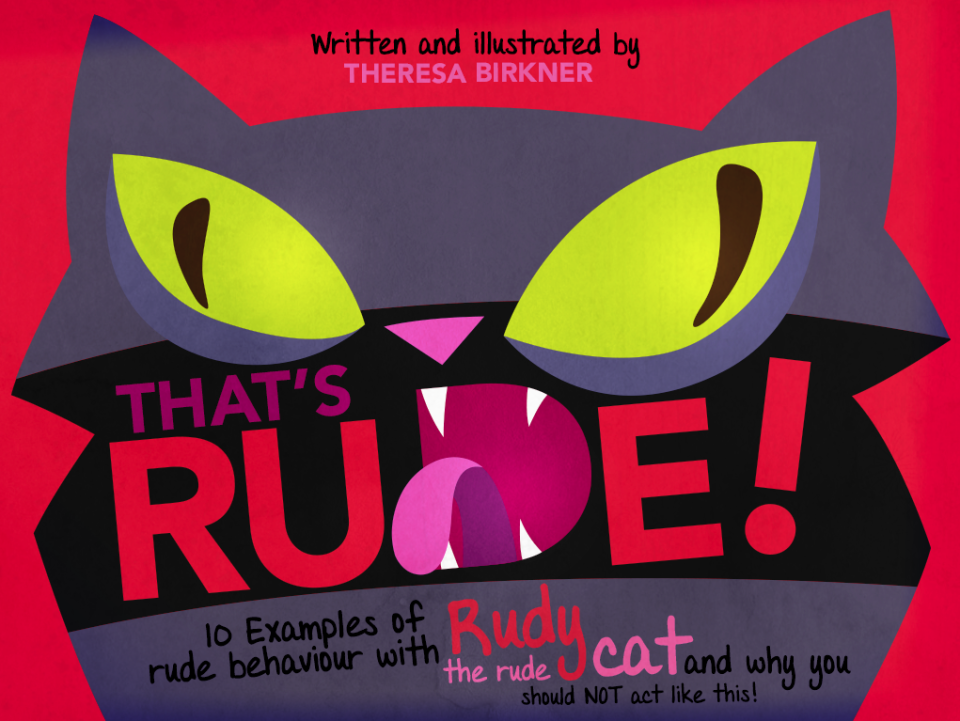 The Kidcats Vol. 1 – That's Rude! (1)