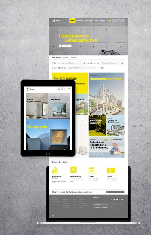Neuer Markenauftritt für Beton (3)