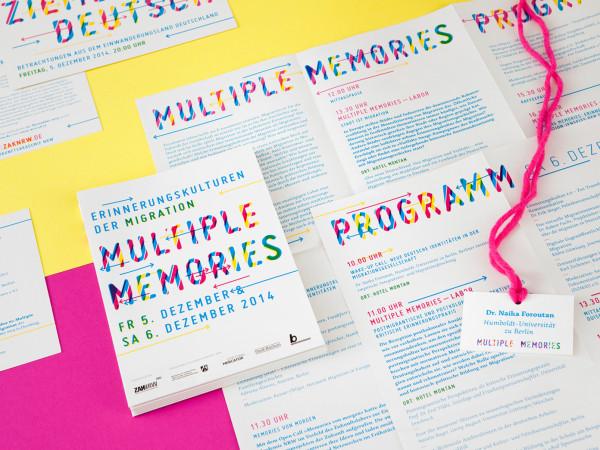Multiple Memories (3)