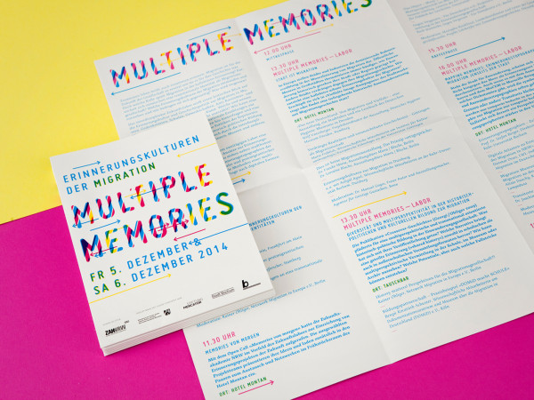 Multiple Memories (8)