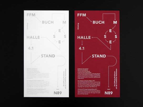 Einladung zur Frankfurter Buchmesse 2015 (1)