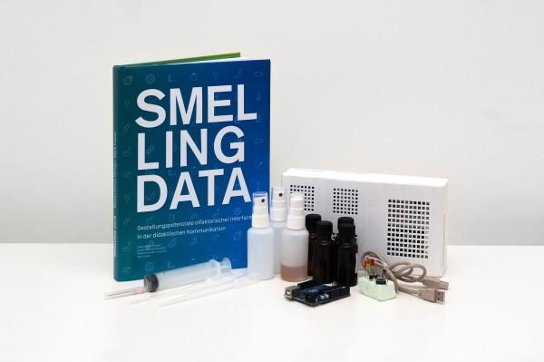 Smelling Data – Gestalten olfaktorischer Interfaces (0)