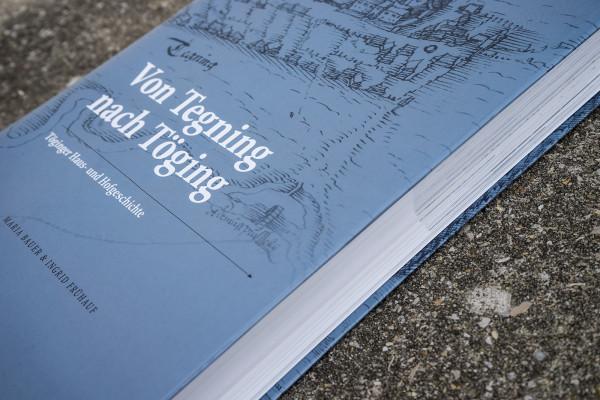 Von Tegning nach Töging (1)