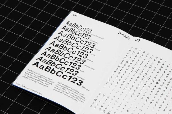 Mériva Grotesque Typeface (3)