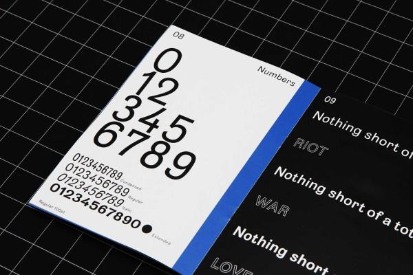 Mériva Grotesque Typeface (12)