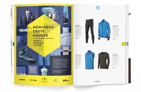Markenauftritt und Kampagne für neuen Verbund Münchner Traditionskaufhäuser (2)