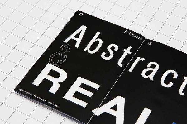 Mériva Grotesque Typeface (6)