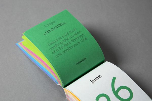 Typodarium 2016 – The Daily Dose of Typography (15)