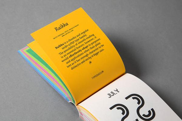 Typodarium 2016 – The Daily Dose of Typography (18)