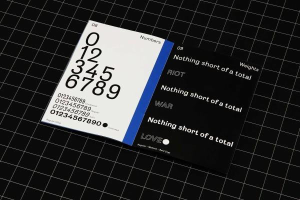 Mériva Grotesque Typeface (4)