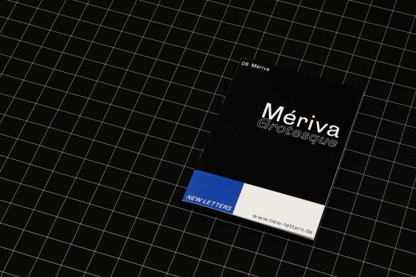 Mériva Grotesque Typeface (9)