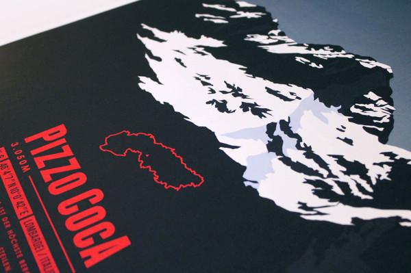 Die Alpen. 634 Skigebiete. Eine Karte. (11)